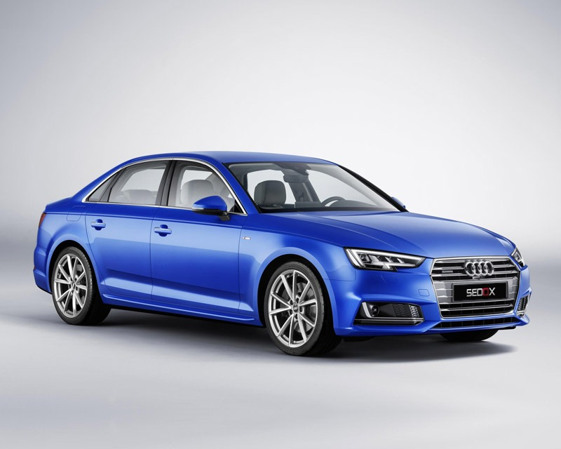 Sedox Performance ECU Power and ECO Remaps for Audi A4 B9