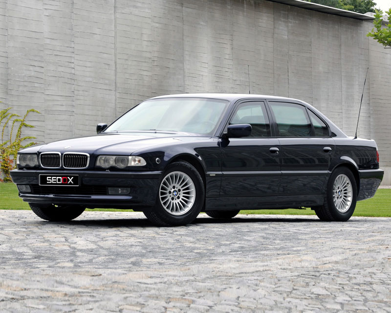 Sedox Performance ECU Power and ECO Remaps for BMW 7-series